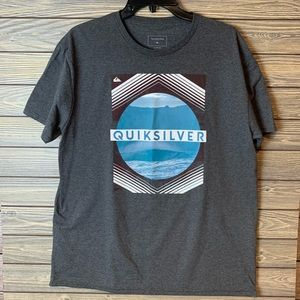 Men's Quiksilver T-shirt MED